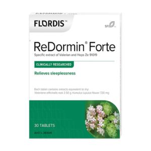 Flordis ReDormin Forte 30 Tablets