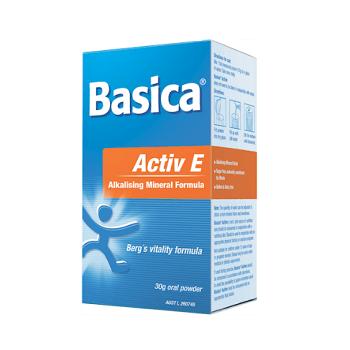 Basica Activ E Powder
