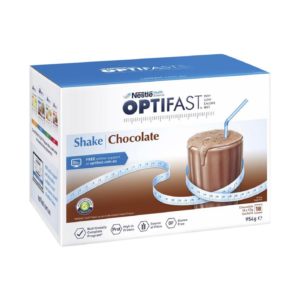 Optifast VLCD Shake Chocolate 18 x 53g is part of a very low calorie diet program. They are high in protein and taste delicious.