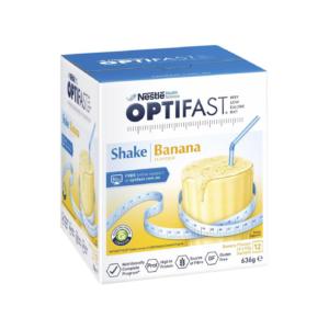 Optifast VLCD Shake Banana 12 x 53g