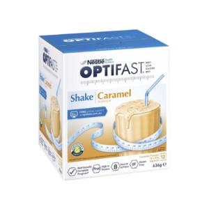 Optifast VLCD Shake Caramel 12 x 53g