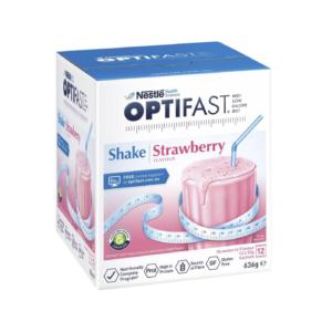 Optifast VLCD Shake Strawberry 12 x 53g